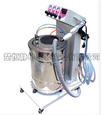 【静电喷涂机】的喷头有什么作用?