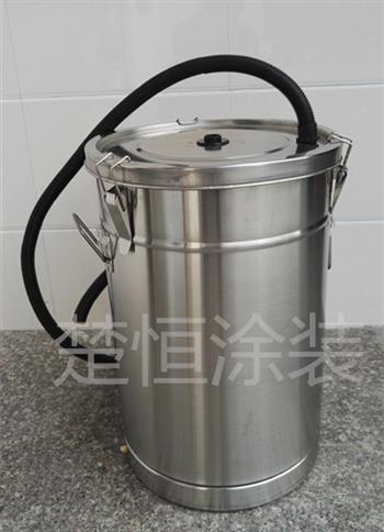 静电喷涂机粉桶